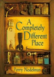Cover art for A COMPLETELY DIFFERENT PLACE