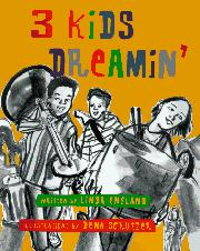 Cover art for 3 KIDS DREAMIN'