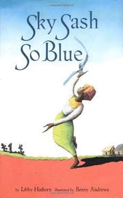 Cover art for SKY SASH SO BLUE