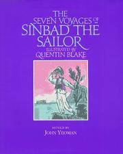 Cover art for THE SEVEN VOYAGES OF SINBAD THE SAILOR