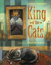 Book Cover for KING O' THE CATS