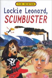 Cover art for LOCKIE LEONARD, SCUMBUSTER