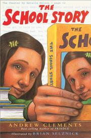 Cover art for THE SCHOOL STORY