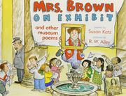 Book Cover for MRS. BROWN ON EXHIBIT