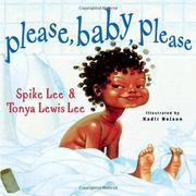 Book Cover for PLEASE, BABY, PLEASE