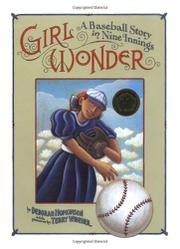 Cover art for GIRL WONDER