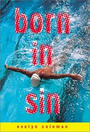 Book Cover for BORN IN SIN
