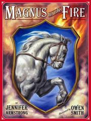 Cover art for MAGNUS AT THE FIRE