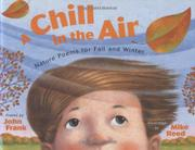 Cover art for A CHILL IN THE AIR