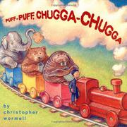 Cover art for PUFF-PUFF, CHUGGA-CHUGGA