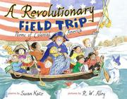 Cover art for A REVOLUTIONARY FIELD TRIP