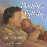 Book Cover for DADDY'S LULLABY
