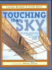 Book Cover for TOUCHING THE SKY