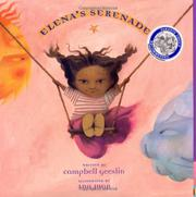Cover art for ELENA'S SERENADE