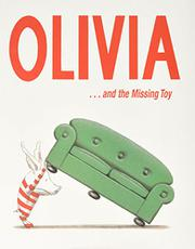 Cover art for OLIVIA...AND THE MISSING TOY