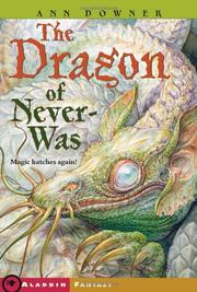 Cover art for THE DRAGON OF NEVER-WAS