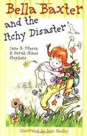 Book Cover for BELLA BAXTER AND THE ITCHY DISASTER