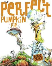 Book Cover for THE PERFECT PUMPKIN PIE