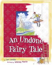 Cover art for AN UNDONE FAIRY TALE