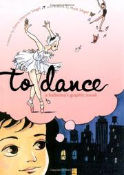 Cover art for TO DANCE