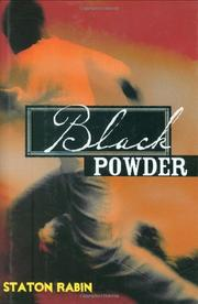 Cover art for BLACK POWDER