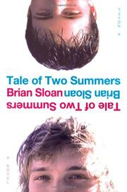 Cover art for TALE OF TWO SUMMERS