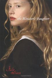 Cover art for THE MINISTER'S DAUGHTER