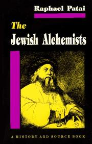 Cover art for THE JEWISH ALCHEMISTS