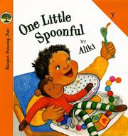 Book Cover for ONE LITTLE SPOONFUL