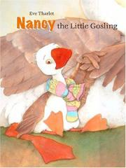 Cover art for NANCY, THE LITTLE GOSLING