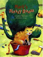 Book Cover for MARK'S MESSY ROOM