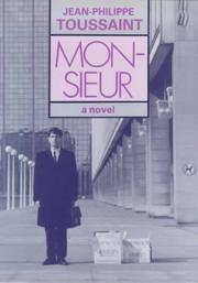 Cover art for MONSIEUR