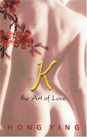 Cover art for K