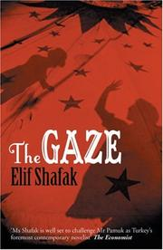 Book Cover for THE GAZE