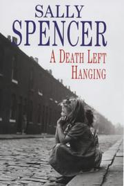 Book Cover for A DEATH LEFT HANGING
