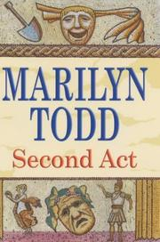 Cover art for SECOND ACT
