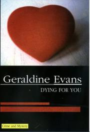 Cover art for DYING FOR YOU