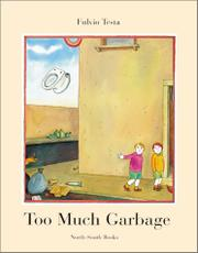 Cover art for TOO MUCH GARBAGE