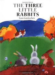 Cover art for THE THREE LITTLE RABBITS