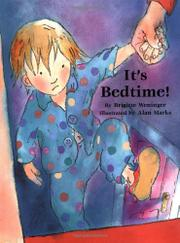 Book Cover for IT'S BEDTIME!
