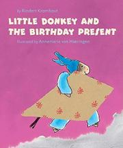 Book Cover for LITTLE DONKEY AND THE BIRTHDAY PRESENT