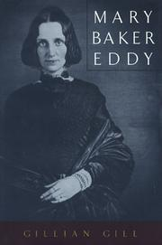 Book Cover for MARY BAKER EDDY