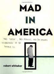 Cover art for MAD IN AMERICA
