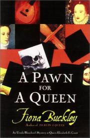 Cover art for A PAWN FOR A QUEEN