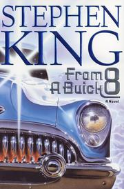 Cover art for FROM A BUICK 8