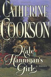 Cover art for KATE HANNIGAN'S GIRL