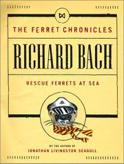 Book Cover for RESCUE FERRETS AT SEA