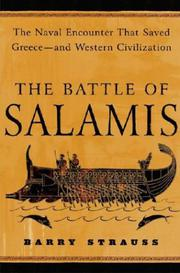 Cover art for THE BATTLE OF SALAMIS