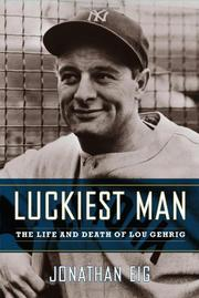 Book Cover for LUCKIEST MAN