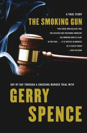 Book Cover for THE SMOKING GUN